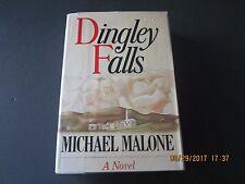 Dingley Falls by Michael Malone 1st/1st 1980 HC/DJ
