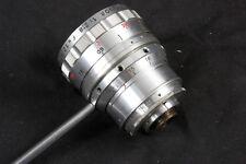 SOM Berthiot Pan Cinor 12.5-36mm f2.8 cine zoom lens