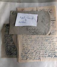 More details for 75 + letters 2nd lieut r gough mc 71st royal field artillery ypres coldstream