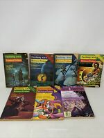 Lot of 7 The Magazine Of Fantasy And Science Fiction 1973-1976, 1994 Vintage PB
