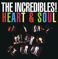 The Incredibles Heart and Soul Vinyl LP 180g Record Album