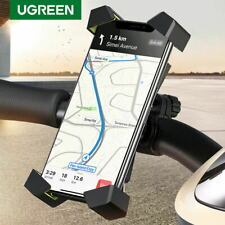 Ugreen Adjustable Motorcycle Bike Bicycle Phone Holder Mount Stand for iPhone X