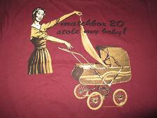 "1997 Matchbox 20 ""Stole My Baby"" Crew Concert Tour (Lg) T-Shirt"