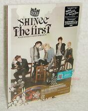 "SHINee The First Japan Ltd CD only+44P booklet+""Card"" (w/bonus track「Stranger」)"