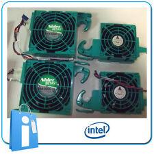 Kit of 4 x Lüfter für INTEL SC5400LX FFC0912DE V34809-35 p/N 5109903 51099021