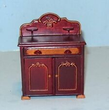 VINTAGE BESPAQ BELMONT WASH STAND DOLLHOUSE FURNITURE  MINIATURES