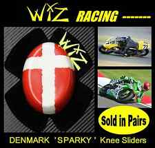 WIZ SPARKY DENMARK - DANISH FLAG KNEE SLIDERS