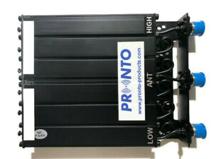 30W VHF 6 Cavity Duplexer 168.000-174.000 Mhz for Two Way Radio Repeater