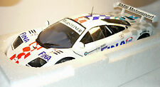 Minichamps 80439421483 , McLaren F1 GTR BMW Motorsport, Dealer Ed.,1/18, NEU&OVP