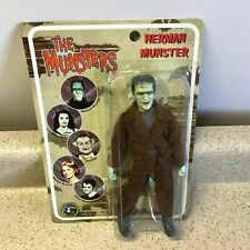 CLASSIC TV TOYS THE MUNSTERS HERMAN MUNSTER FIGURE NEW SEALED