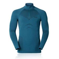Abbiglimento sportivo da uomo biancheria intima blu taglia XL