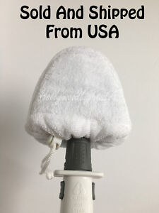 6x Garment Steamer Replacement Pad for Shark Genius Steam Mop Washable S3973