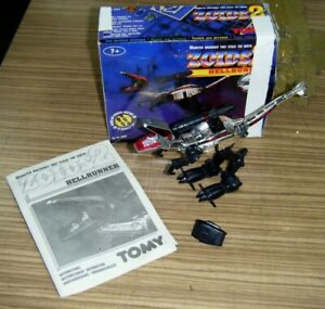 Vintage Boxed Tomy 1994 Zoids 2 Motorized Robot Toy - Hellrunner