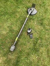 GTECH Strimmer  HT04 18.0V battery operated. Good Working Condition With Charger