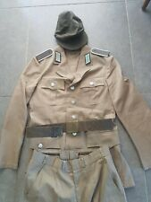 UNIFORME ALLEMAND MODEL WW2 AFk