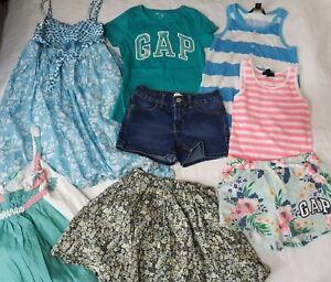 8-9 years girls summer bundle GAP Monsoon Ralph Lauren (D)