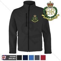 Royal Military Police RMP - Softshell Jacket -Personalised text available
