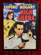 High Sierra DVD - Raoul Walsh - Humphrey Bogart - Ida Lupino - Gangsters