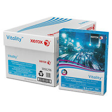 XEROX Vitality 30% Recycled Multipurpose Printer Paper 8 1/2 x 11 White 500