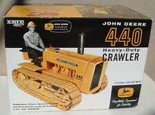 Ertl Construction 1/16 John Deere 440 Heavy-Duty Crawler NTTC Show 2005 #16134