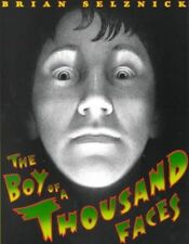 The Boy of a Thousand Faces-ExLibrary