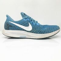 Nike Mens Air Zoom Pegasus 35 A03905-411 Blue Running shoes Lace Up size 11