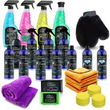 Car Detailing Kit Exterior Cleaning Set Polish Wax Washing Clay Professional