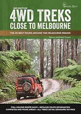 4WD Treks Close to Melbourne by Robert Pepper, Muriel Pepper