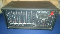 Fender SUNN SR6300P  powered mixer