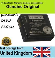Panasonic DMW-BLG10 Battery For DMC-TZ80/DMC-TZ100/DMC-LX100/DMC-GF6/DMC-GX7,
