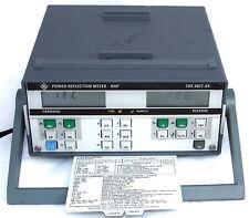 Rohde & Schwarz 392.4017.04 NAP Power Reflection Meter