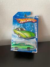 Hot Wheels '70 Plymouth Superbird #9/10 Muscle Mania '10 D1
