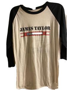 Vintage James Taylor Band Tee