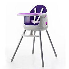Keter Multi Dine – 3 en 1 Chaise Haute 6 M-48 M Vert