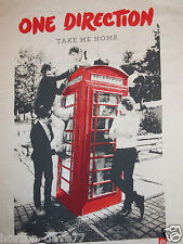 ONE DIRECTION Take Me Home 2013 T-Shirt ZAYN MALIK Harry Styles NIALL HORAN 1D