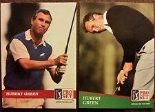 Hubert Green ProSet Golf Cards- 2 Card Lot