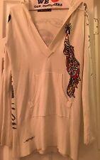 Womens Clothing - Ed Hardy - Long Sleeve - Top/Dress - Japanese Theme - Geisha
