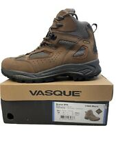 New listing Vasque Mens 12M Breeze GTX Gore-Tex Lace Up Ankle Hiking Boots Brown 7466