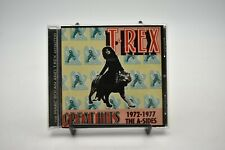 Marc Bolan and T. REX Great Hits 1972-1977 The A Sides CD