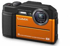 Panasonic DC-FT7 EG-K , orange, waterproof, mit Sucher , NEU  *Fotofachhändler*