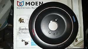 Moen Banbury Escutcheon In Mediterranean Bronze Finish Replacement 100998BRB