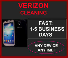 Verizon USA CLEANING SERVICE for ALL iPhone & Android ALL devices