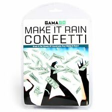 Gama-Go Make it Rain $100 Bill Confetti