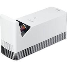 LG HF85JA Ultra Short Throw Laser Smart Projector (2017 Model) - White