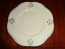 Baker And Co Ltd England Art Deco Salad Or Breakfast Plate Circa 1930