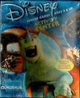 Disney's Dinosaur Activity Center Pc Mac New Boxed Raptors Lemurs Carnotaurs