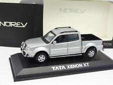 Norev 1/43 - Tata Xenon XT Pick Up Gris