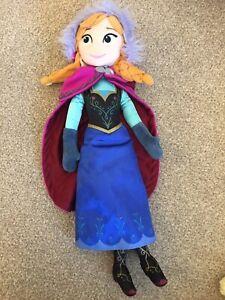Anna Plush Doll