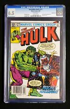 Hulk #271 SUPER RARE DOUBLE COVER! CGC 1st Appearance Rocket Raccoon KEY ISSUE