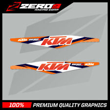 KTM SWING ARM DECAL MOTOCROSS GRAPHICS MX GRAPHICS SX SXF 011 - 018